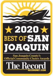 Best Dog Training Award in San Joaquin, CA